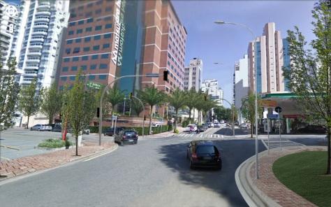 Rua Arsênio da Silva X Tomás Carvalhal Depois